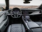 """Lietuvoje jau galima užsisakyti prabangiausią Q šeimos narį - naująjį """"Audi Q8"""" foto 6"""