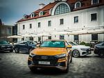"""Vilniuje pristatytas naujasis """"Audi Q8"""" – gaivus SUV vėjo gūsis kelionėms foto 2"""
