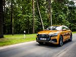 """Vilniuje pristatytas naujasis """"Audi Q8"""" – gaivus SUV vėjo gūsis kelionėms foto 3"""