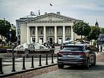 """Vilniuje pristatytas naujasis """"Audi Q8"""" – gaivus SUV vėjo gūsis kelionėms foto 4"""