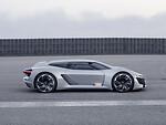"""""""Audi"""" pristatė koncepcinį """"PB18 e-tron"""" elektromobilį foto 2"""