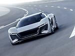 """""""Audi"""" pristatė koncepcinį """"PB18 e-tron"""" elektromobilį foto 3"""