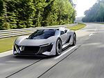 """""""Audi"""" pristatė koncepcinį """"PB18 e-tron"""" elektromobilį foto 4"""