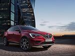 Maskvos automobilių parodoje debiutuoja naujasis Renault Arkana foto 2