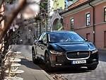 "Pirmasis visiškai elektrinis ""Jaguar I-Pace"" – jau Vilniuje   foto 2"