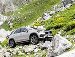 """Šiuolaikiška """"Mercedes-Benz GLE"""" prabanga: 5 naujovės foto 2"""