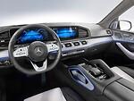 """Šiuolaikiška """"Mercedes-Benz GLE"""" prabanga: 5 naujovės foto 4"""