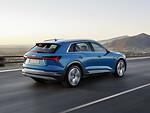 """Elektrizuojančiai smagus važiavimas su """"Audi e-tron"""" foto 2"""