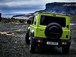 """Pasmerktas triumfui - kodėl žmonės jau dievina ką tik pasirodžiusį """"Suzuki Jimny"""" ir kodėl jis yra labai laukiamas Islandijoje?  foto 2"""