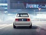 """Pastebėtas bandomas """"Urban EV"""" - prototipas nedaug skiriasi nuo koncepcinio automobilio foto 3"""