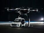 """""""Skraidantys taksi atkeliauja. Mes esame tuo įsitikinę"""": """"Audi"""" sukūrė kažką, ko dar nesame matę - iš išvaizdos paprastas elektromobilis, bet turi specialią skrydžiui pritaikytą kabiną foto 2"""