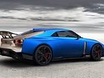 """""""Nissan"""" patvirtino - ypatingas GT-R50 bus gaminamas, tačiau kainuos beveik milijoną ir įsigyti galės ne visi foto 3"""