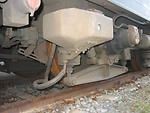 Bėgiai kartais būna tiesiog velnioniškai slidūs ir kaip traukiniui tada sustoti ar įsibėgėti? Štai kokią gudrią, bet paprastą technologiją naudoja traukiniai foto 2