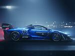 """""""McLaren Senna GTR"""" - automobilis, kurio norite, bet įsigyti jau nebegalite net jei esate labai turtingas foto 2"""