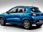 """Štai kur pigus elektromobilis – """"Renault"""" pristatė vos 8500 eurų kainuojantį """"K-ZE"""" foto 2"""
