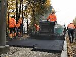 Baigta pirmoji Baltijos šalyse kelio atkarpa, kurios sudėtyje – plastiko atliekos foto 2