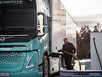 """""""Volvo Trucks"""" sukūrė pirmuosius elektra varomus sunkiasvorius sunkvežimius - artėja dar viena transporto revoliucija? foto 3"""
