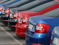 Lietuvoje parduodama vis daugiau naujų automobilių