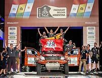 Dakaras baigėsi, prasidėjo Dakaras