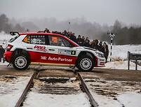 "Lietuviško ralio etalonas – ""Halls Winter Rally"""