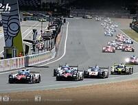 """""""Porsche"""" Le Mano 24 val. lenktynėse sulaukė netikėtos konkurencijos"""