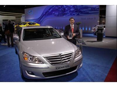 Šiaurės Amerikos 2009 metų automobilis