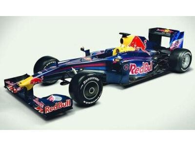Formulė 1: 2009 metų bolidas: Red Bull Renault RB5 (FOTO)