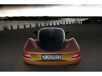 Rinspeed Ichange koncepcinis modelis (FOTO+VIDEO)