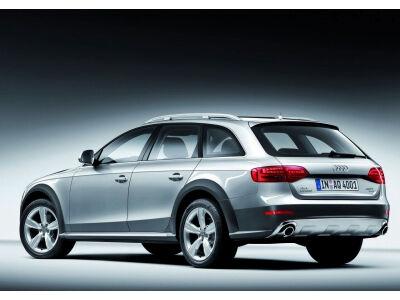 Naujas Audi A4 allroad bus pristatytas Ženevoje.
