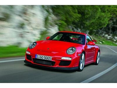 Porsche Cayenne kitaip ir atnaujintas 911 GT3