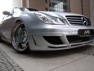 Nepatinka kaip atrodo Jūsų Mercedes-Benz CLS?