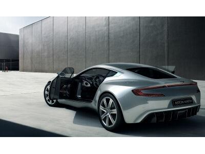 Aston Martin One-77. Nerealus automobilis.