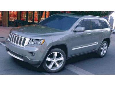 """""""Jeep Grand Cherokee"""": ambicijų suvaldymas"""