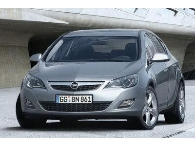 """Opel Astra"": solidėjimo link"