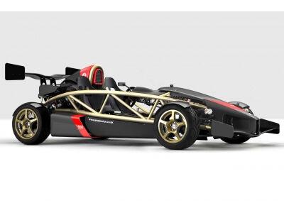 Ariel Atom 500 su V8 ir 500AG