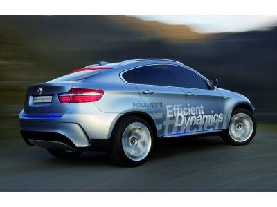 Nupaparacintas 2010 BMW X6 ActiveHybrid