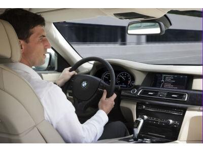Nauja BMW balso kontrolės sistema (VIDEO)