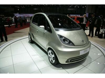 Tata Nano – pigiausias automobilis