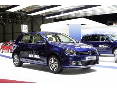 VW pristato Golf Plus BiFuel