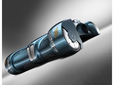 Bugatti Stratos konceptas