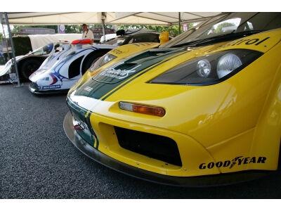 Goodwood'o Speed festivaliui praūžus