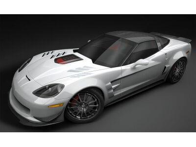 Hennessey 705AG 'Z700' paketas Corvette ZR1