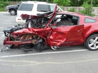 Sumaitotas 2010 Mustang'as