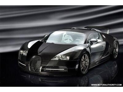 Mansory'io 1,100AG Vincero Bugatti Veyron