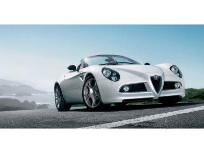 8C Spider: brangiausias Alfa Romeo modelis