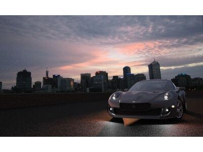 Corvette itališkai iš SV Motors