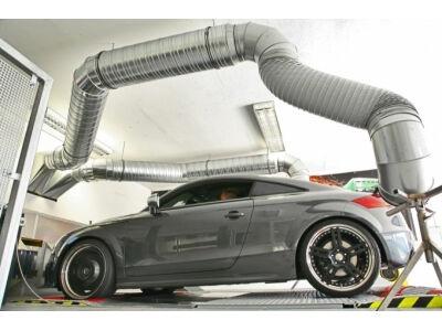 Mcchip tuning'o paketas Audi TT RS (video)