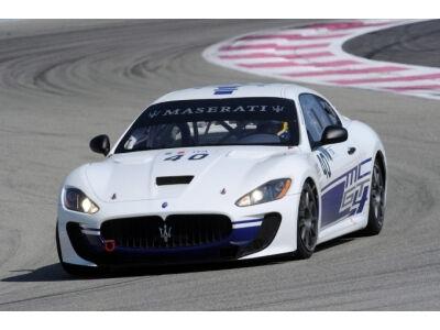 Maserati GranTurismo MC (video)