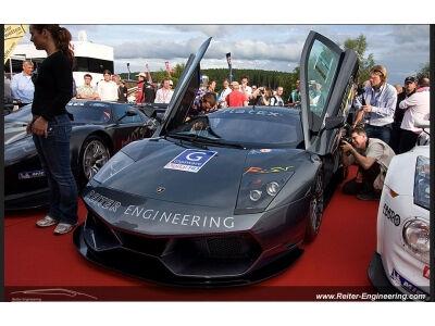 Lamborghini Murcielago 670AG V12