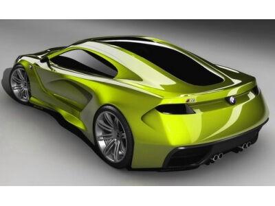 """BMW """"Green Sports Car"""" konceptas"""